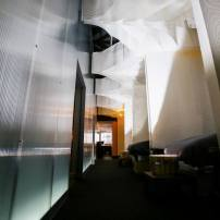 Hallway Rendering from IWAMOTOSCOTT